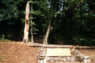 Italy hill seat, 2012